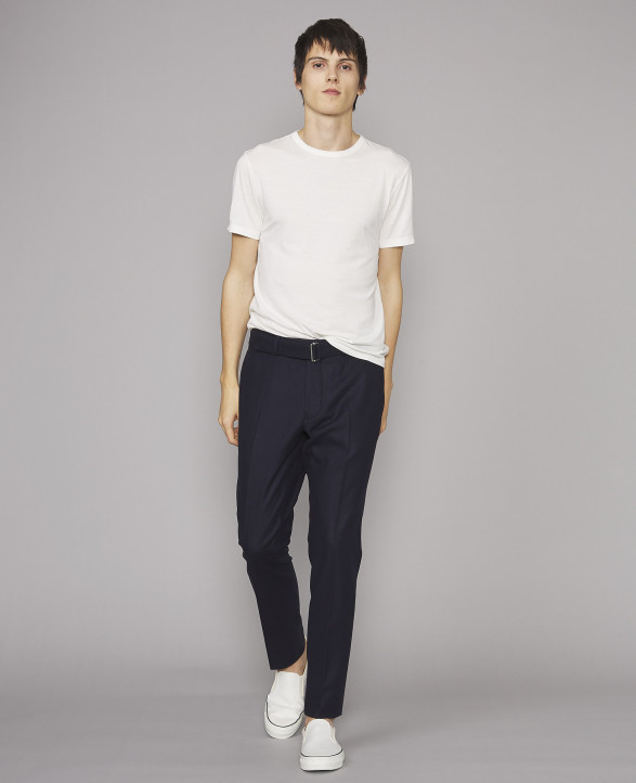 PANTALON PAUL (MARINE)