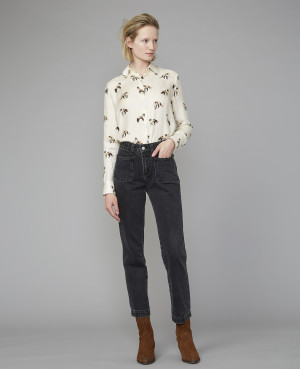 Salome Denim | japanese denim