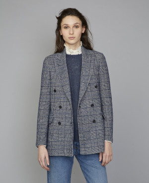 Manon Jacket | italian wool