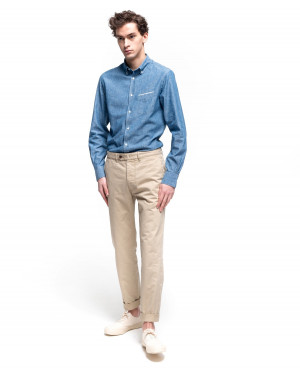 New Fisherman Chino | english twill
