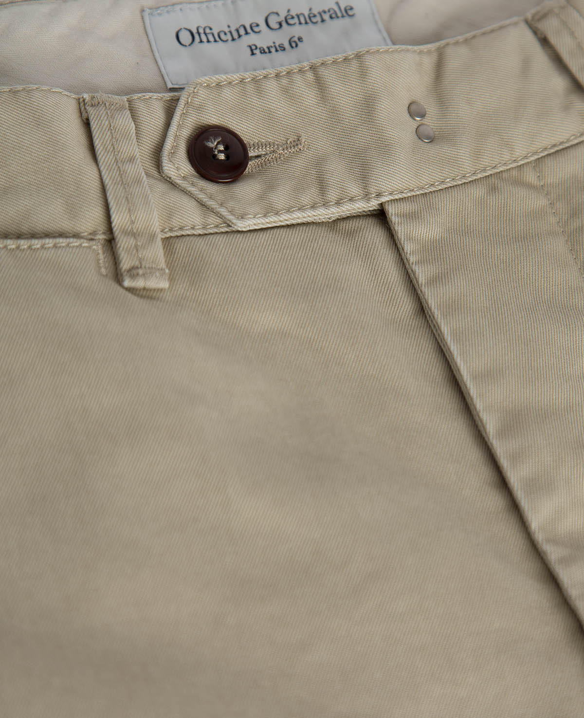 New Fisherman Chino : agrandir l'image